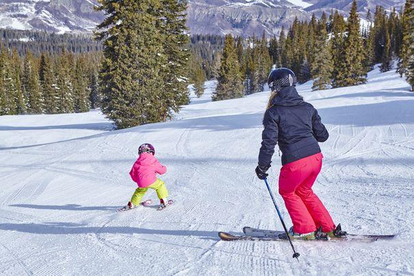 Best Colorado ski resort for beginners - Snowmass
