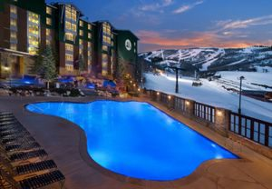 Marriott MountainSide Park City