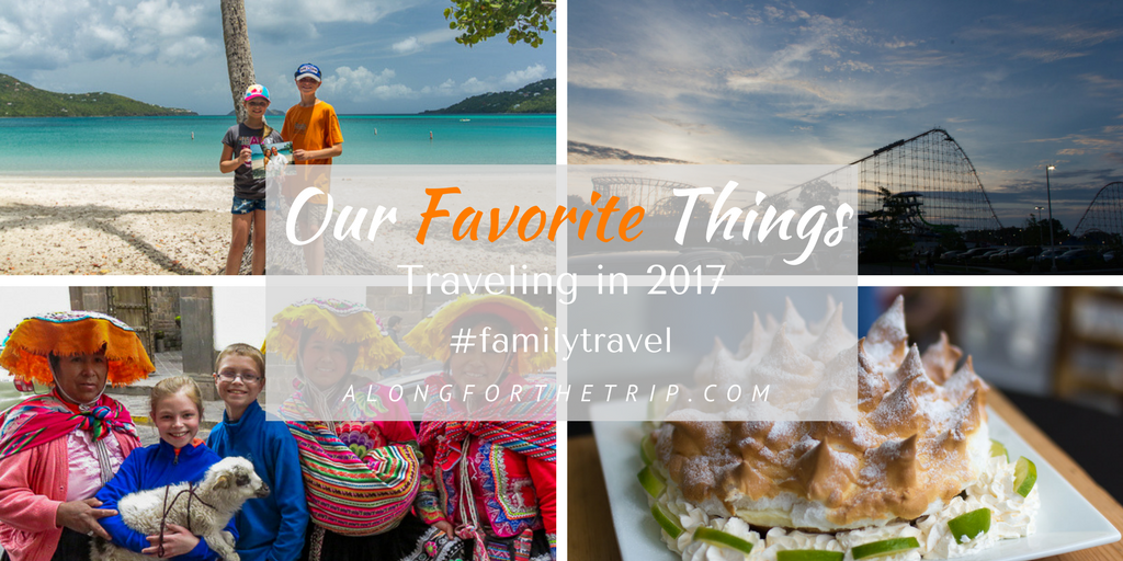 Our Favorite Things – AftT's Best of 2017