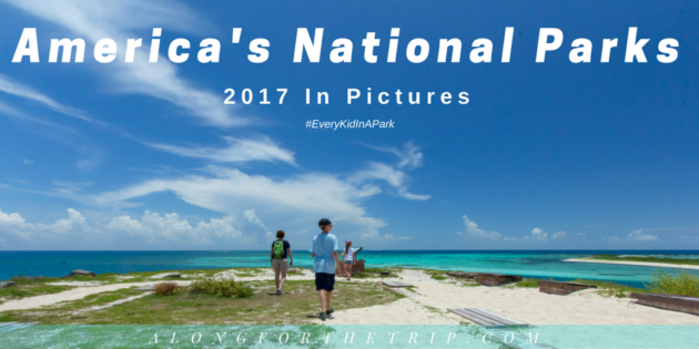 America's National Parks with kids