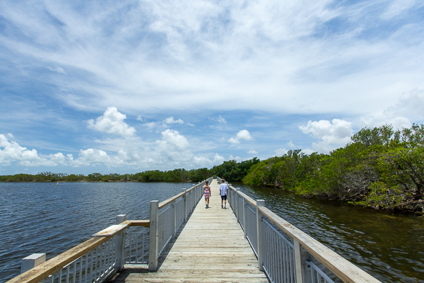 Biscayne National Park with kids