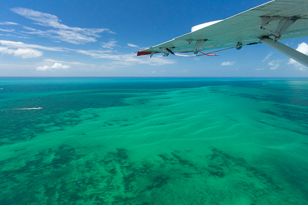 Sea plane to Dry Tortugas National Park