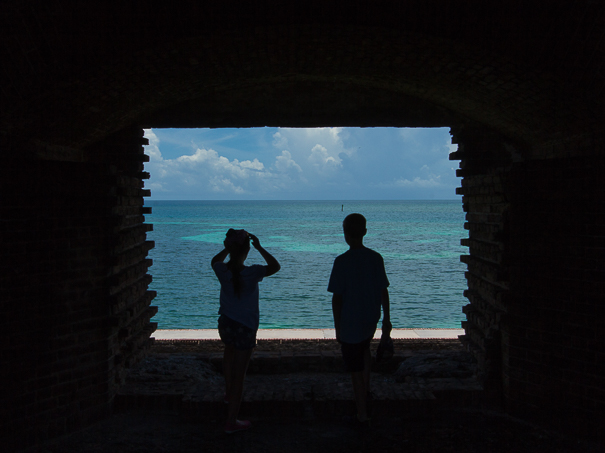Visiting Dry Tortugas with kids