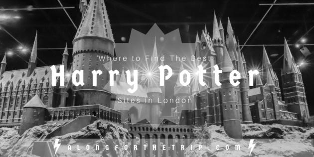 Best Harry Potter London Sites