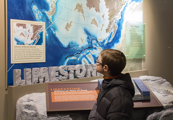 Mammoth cave National Park Visitor Center
