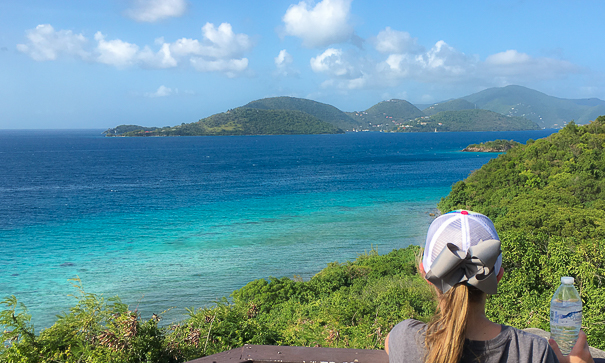 Exploring Virgin Islands National Park with kids