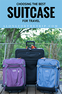 Compare the best suitcase for travel