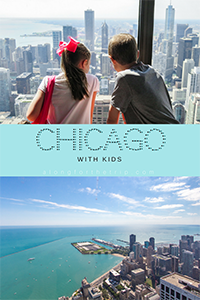 Visiting Chicago with kids