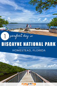 Visiting Biscayne National Park with kids