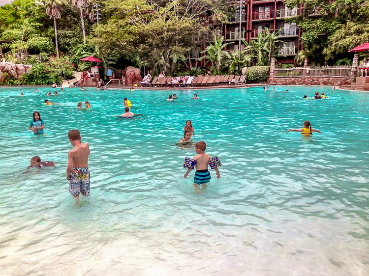 Best kid friendly hotels in Orlando - Disney's Animal Kingdom Lodge