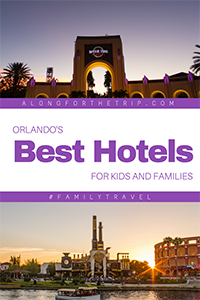 Compare the best hotels in Orlando for families.