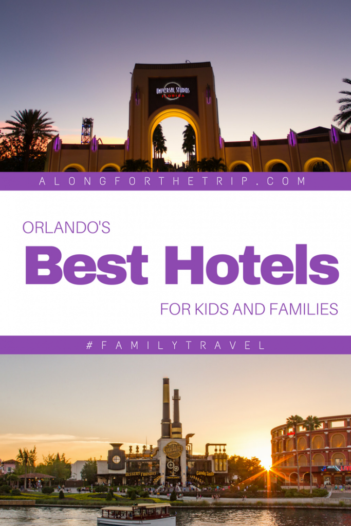 Orlando has some great resorts, but we wanted to find the BEST hotels in Orlando for kids and families. Sooner or later, many families will plan a vacation here and our guide will help you pick the perfect Orlando hotel for maximum fun and minimum fuss. Check it out! | #familytravel #Orlando #Florida #resorts #hotels