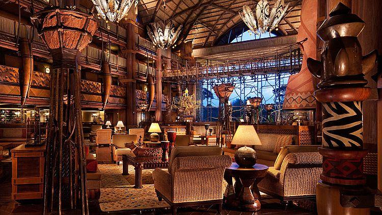 Best Disney resorts for families - Disney's Animal Kingdom Lodge