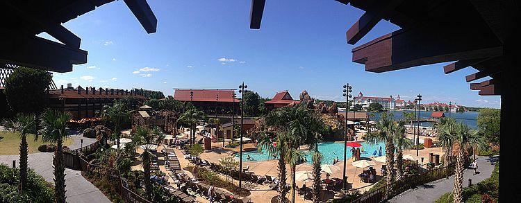 Disney's Polynesian Village Resort - best villa resorts in Orlando