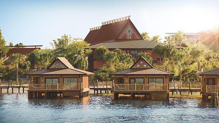 Disney's Polynesian Village Resort - best family hotels in Orlando near Disney