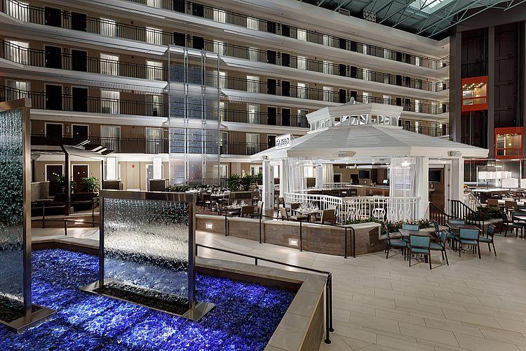 Embassy Suites Orlando - Lake Buena Vista Resort - best hotels in Orlando for families
