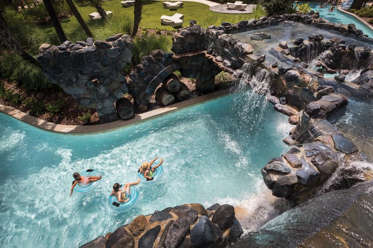 Four Seasons Orlando at Walt Disney World Resort - one of the best Orlando hotels for kids