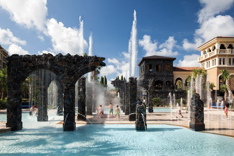 Four Seasons Orlando at Walt Disney World Resort - best hotels for families in Orlando