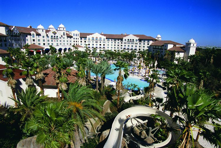 Best places to stay in Orlando for families - Hard Rock Hotel at Universal Orlando