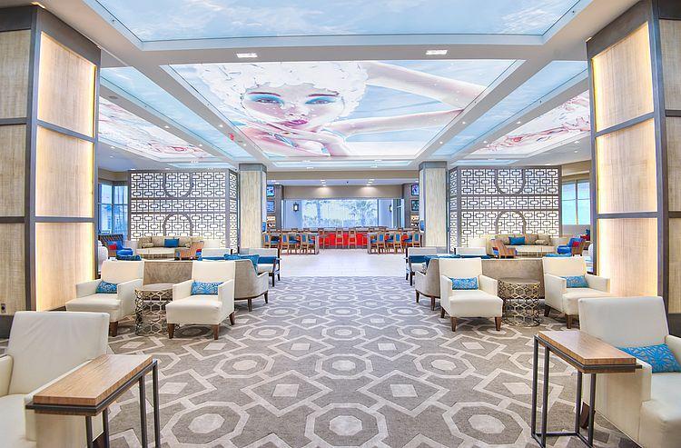 Hilton Orlando Bonnet Creek - family hotel in Orlando