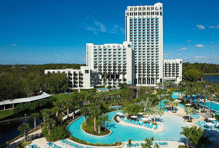 Disney Springs hotels - best Orlando family hotels
