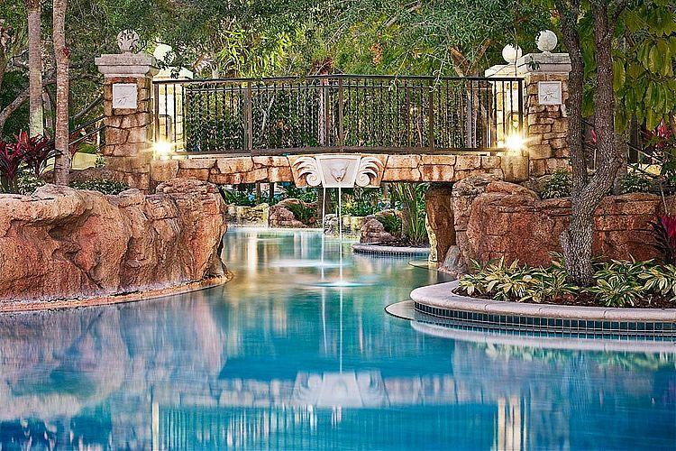 Best waterpark resorts in Orlando - JW Marriott Orlando Grande Lakes