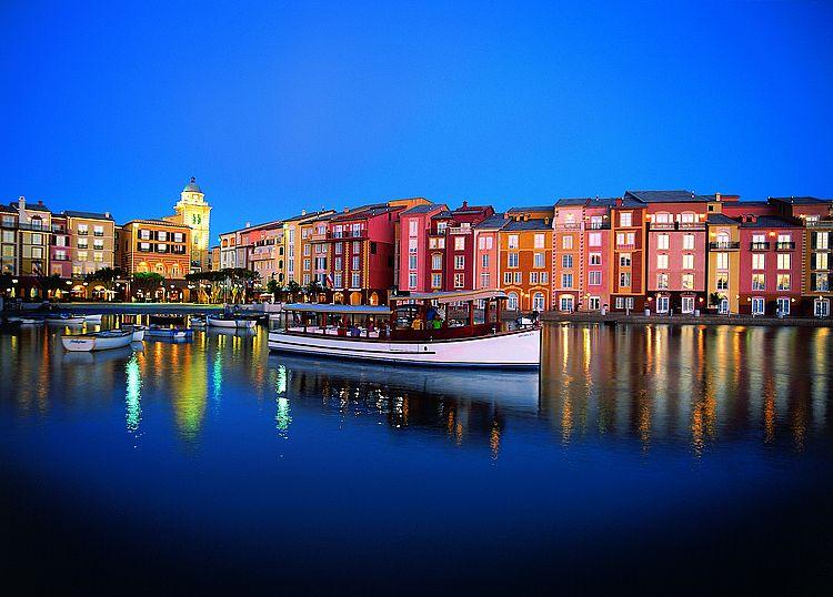 best hotels near Universal Studios Orlando - Loews Portofino Bay