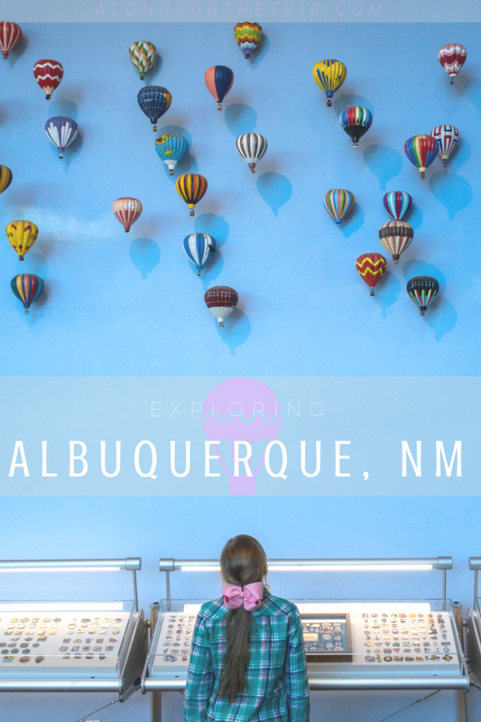 Spice up your next family vacation with these things to do in Albuquerque! Balloons, rattlesnakes, and a good dose of #chile make #Albuquerque one hot destination, and our guide has everything you need to plan a great trip. Check it out! | #familytravel #NewMexico