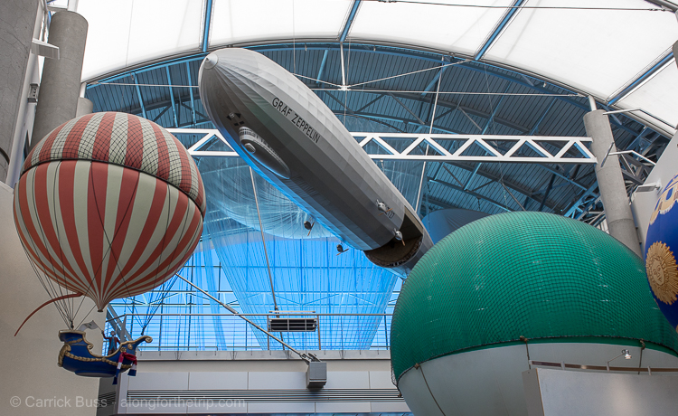 International Balloon Museum - best things to see in Albuquerque