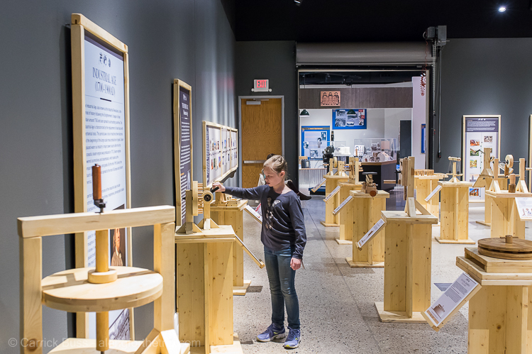Albuquerque with kids - the National Museum of Nuclear Science and History