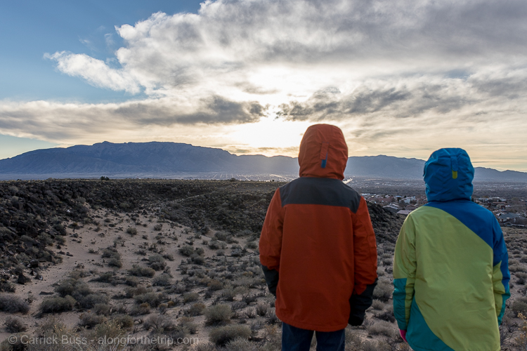 Things to do in Albuquerque - visiting Petroglyph National Monument