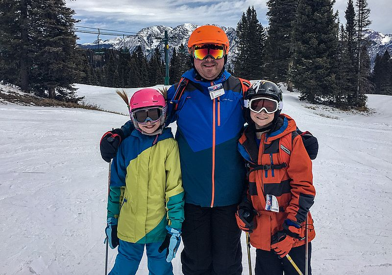 Skiing at Purgatory Resort - best family ski resorts