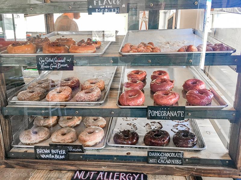 Rendezvous Donuts Durango Colorado