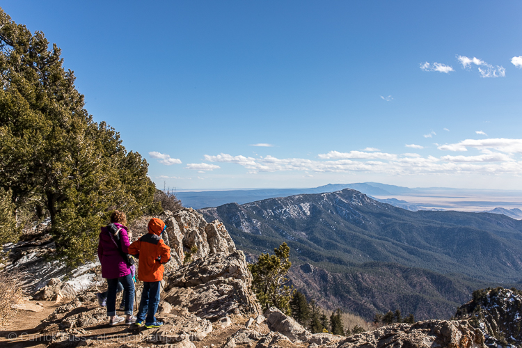 Take in the view from Sandia Peak - Things to do in Albuquerque