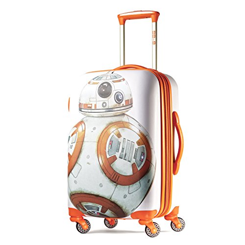 Star Wars carry on bags from American Tourister are super fun!