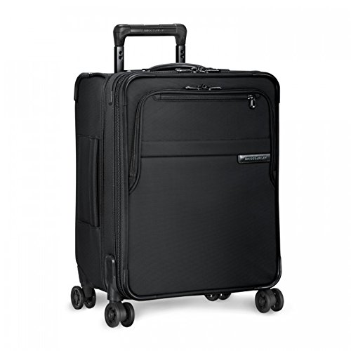 Briggs & Riley makes some of the best carry on luggage with the best warranty.