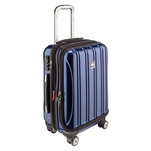 Carry on luggage from Delsey.