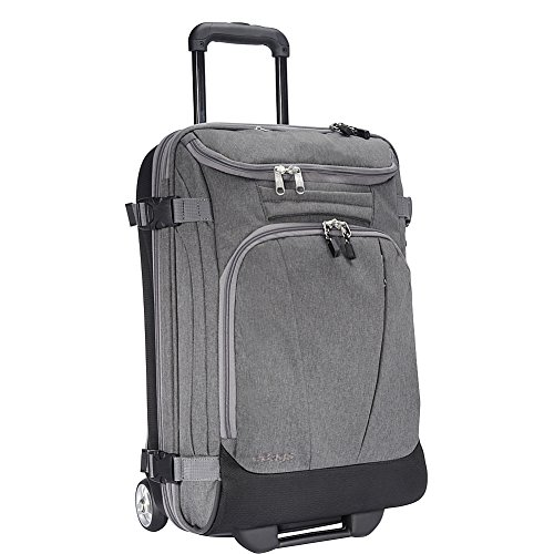 "tls mother lode mini 21"" wheeled carry-on duffel"