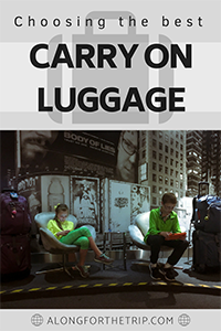 The Best carry-on luggage comparison