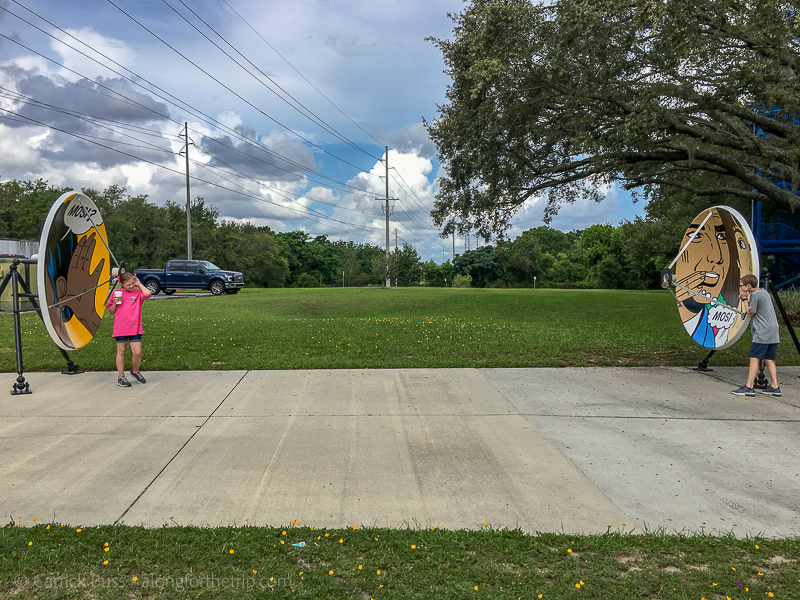 MOSI Tampa - museums in Tampa for kids