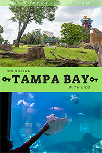 Visiting Tampa Bay with kids
