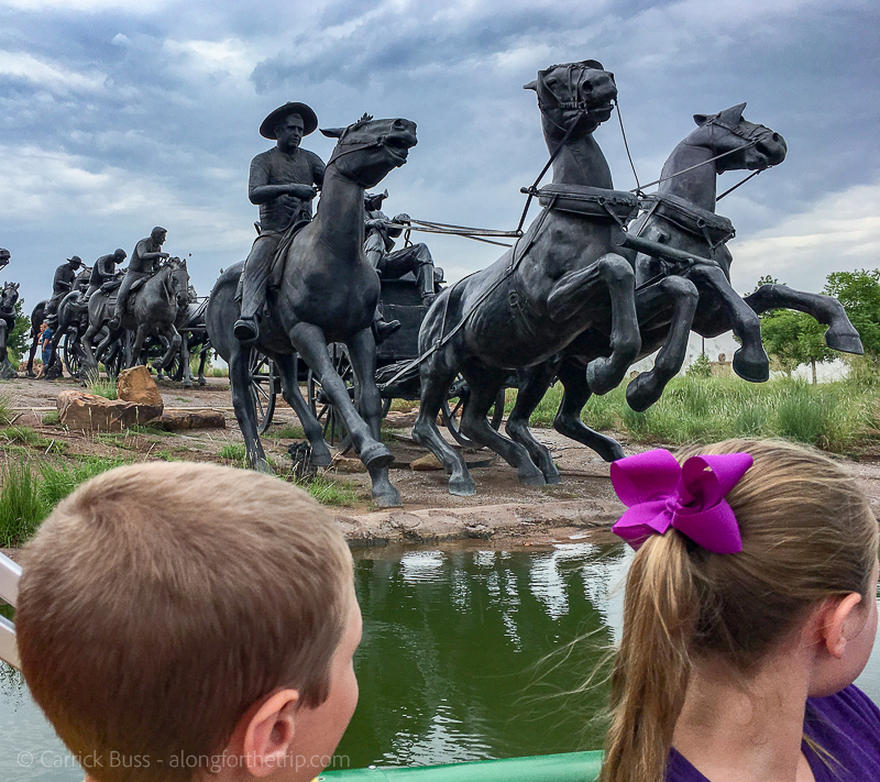 Bricktown Water Taxi OKC - things to do in bricktown with kids