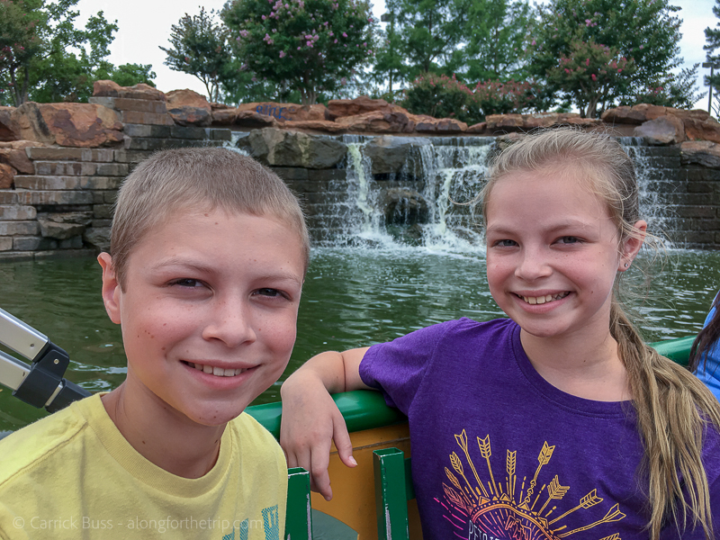 Bricktown Water Taxi - things to do in Bricktown OKC