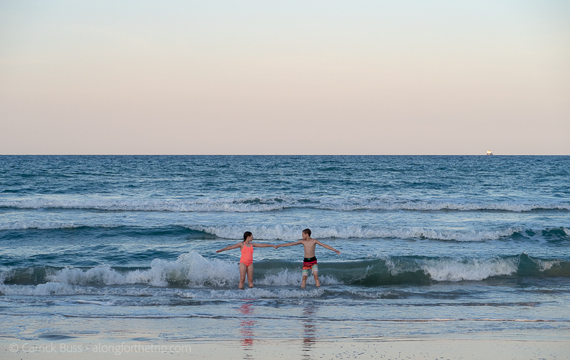 Cocoa Beach Florida with kids