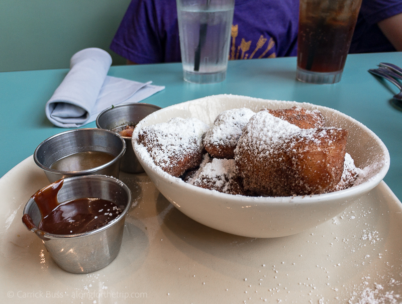 Hatch Early Mood Food OKC - best brunch with kids in OKC