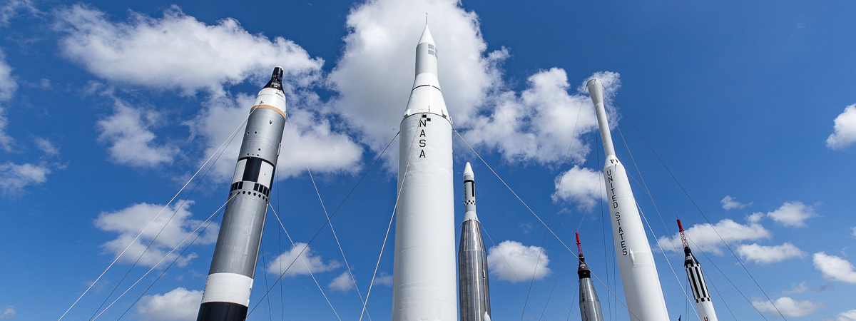 Kennedy Space Center with Kids (Exploring Florida's Space Coast)