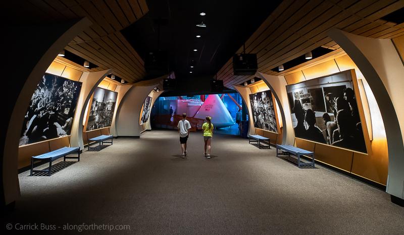 Kennedy Space Center Saturn V