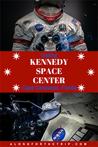 Visiting the Kennedy Space Center with kids