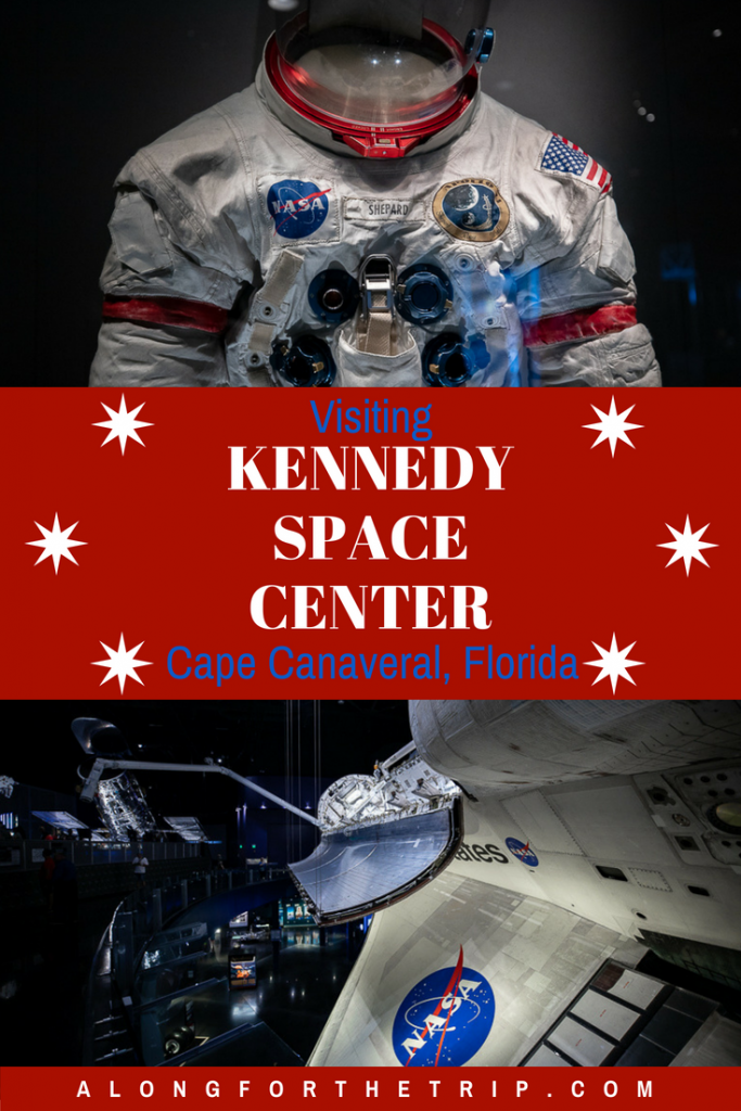 Kennedy Space Center with kids is a must if you're visiting central Florida. Only 45 minutes away from Orlando, Florida's Space Coast is full of things for families to enjoy, and serves as a nice getaway from the crowds of Orlando. | #famiytravel #floridaspacecoast #kennedyspacecenter #Florida