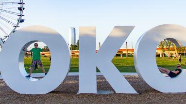 Oklahoma City with kids